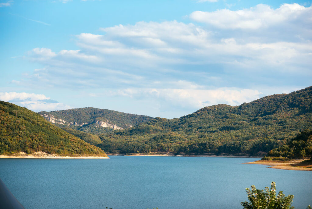 lake view from Bulgaria