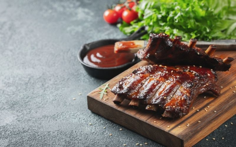 easy bbq sauce with honey